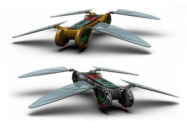 dragonflydrone