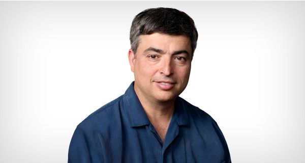 Apple's Mr. Fixit, Eddie Cue. Photo: Apple