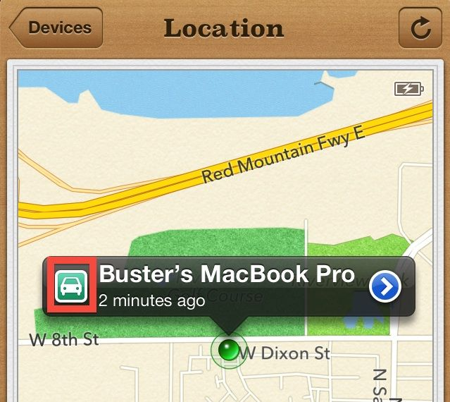 findmyiphonedrivingdirections