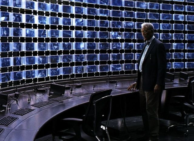 "At the end of Chris Nolan's 2008 movie The Dark Knight there's a scene in which Batman uses Lucius Fox's sonar concept to turn every cellphone in Gotham City into a huge sonar-based live map in order to find The Joker. Back in 2012 it was rumored that Apple was interested in applying that same technology to its then-a-gleam-in-Apple's-eye iPhone 6 handset. The tech would allow Apple to integrate audio sensors into its displays, which could detect the proximity of objects to your iPhone: interrupting your podcast app to alert you that a fast-moving large object is approaching you, for example.Now obviously it's a bit difficult to disprove this report given that the iPhone 6 itself is still technically a rumor. This one was also based on an Apple patent, which shows that someone in Cupertino at least took it seriously enough to file the necessary paperwork. However, we've heard nothing about it since, while more and more details of the iPhone 6 have been leaking on what seems like a daily basis. Maybe one to chalk up for the unsubstantiated rumor pile!Which is a real shame because if Apple could've figured out a way to license Morgan ""Lucius Fox"" Freeman's voice for a next generation Siri the combo could have been a total crowd pleaser."