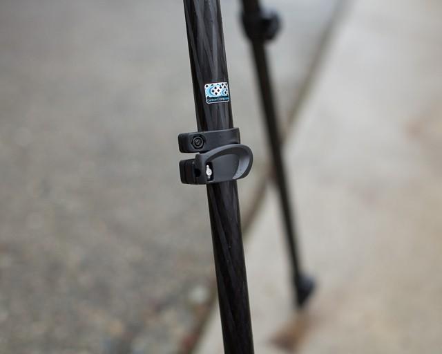 Manfrotto 294 carbon fiber tripod 3