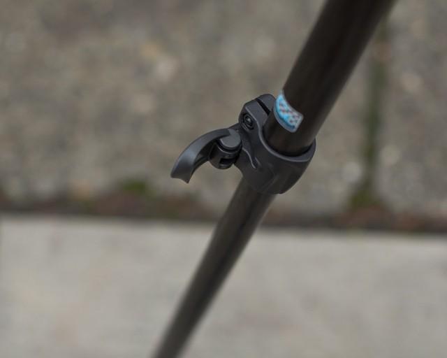 Manfrotto 294 carbon fiber tripod 4