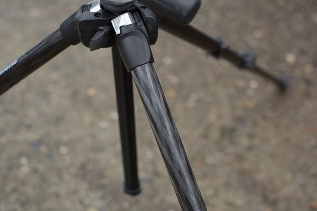 Manfrotto 294 carbon fiber tripod 9