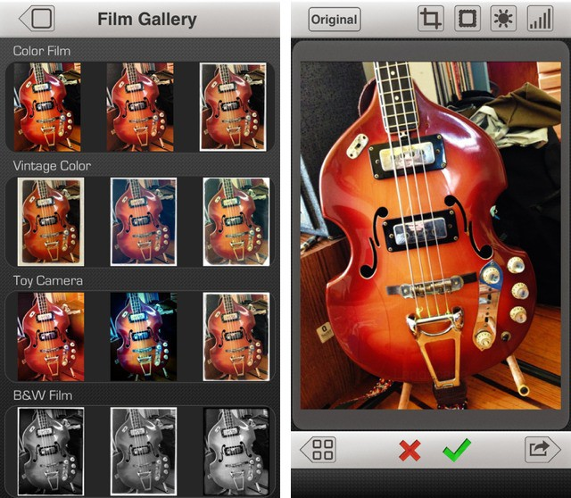 Alt Photo, A Great Film-Emulator For iPhone, Goes Free