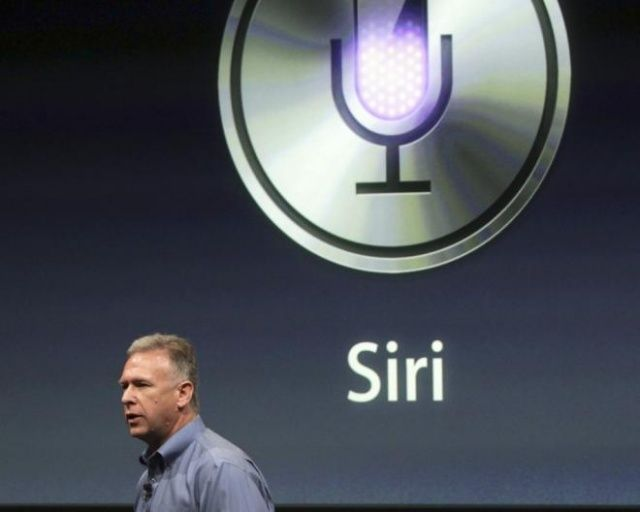 Apple Siri event