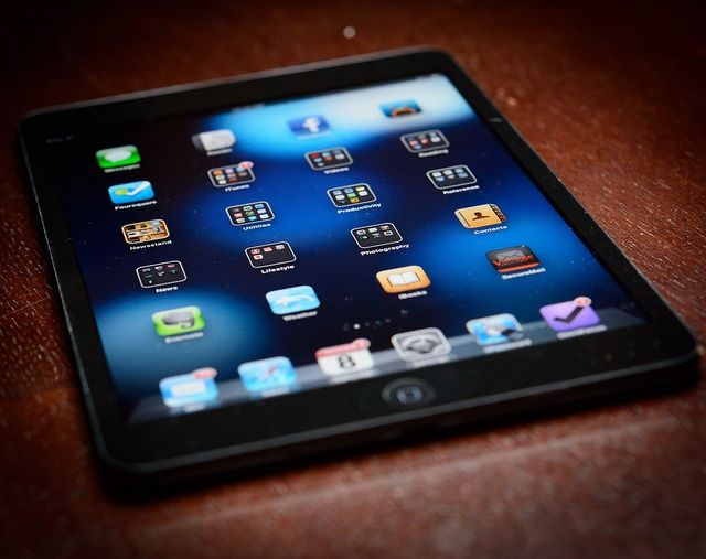 Can you work on an iPad mini? You might be surprised.