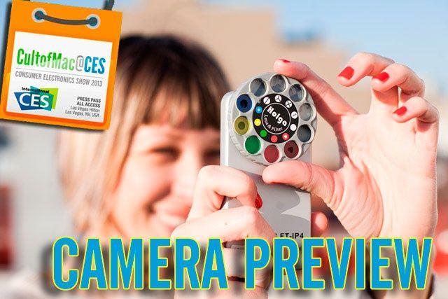 Holga iPhone Lens Kit For iPhone 5 (via Photojojo.net)