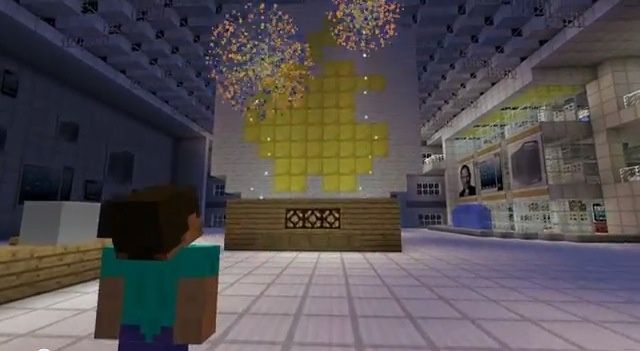 1 Infinite Loop in Minecraft. Wow.