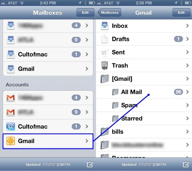 search email on iphone get your archived mail back to the inbox on your iphone 16084