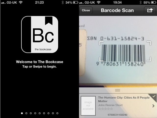Scan every book you own, super fast.