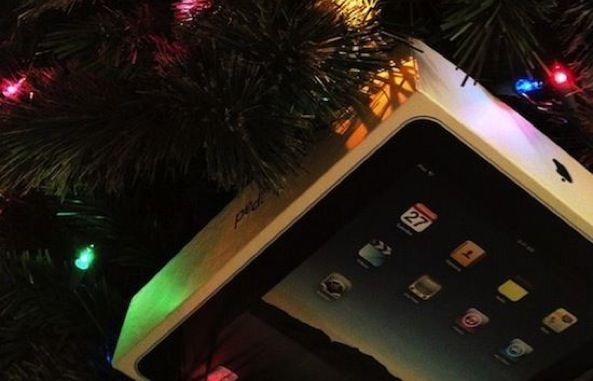 iPad-Christmas-tree