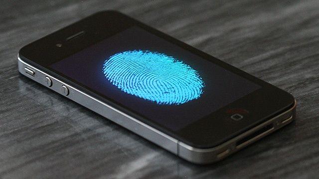 iphonefingerprintscanner