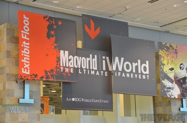 Our coverage of this year's Macworld is going to be the best yet, and if it isn't, I'll break your fingers.