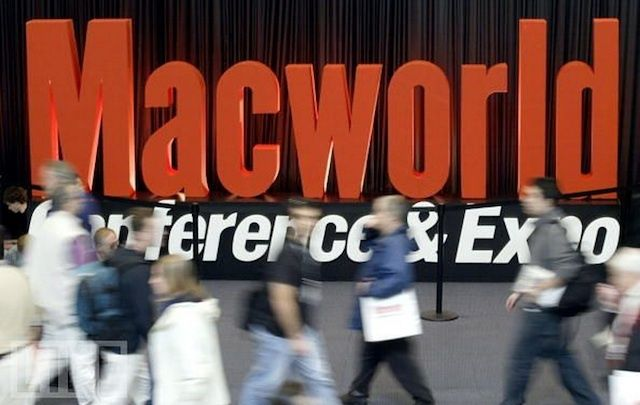 Saturday is the busiest day at Macworld. Expect crowds and lots of crowds