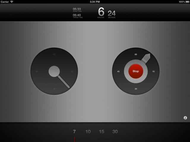 Pronto-iPad