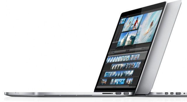 new macbook pro 2012