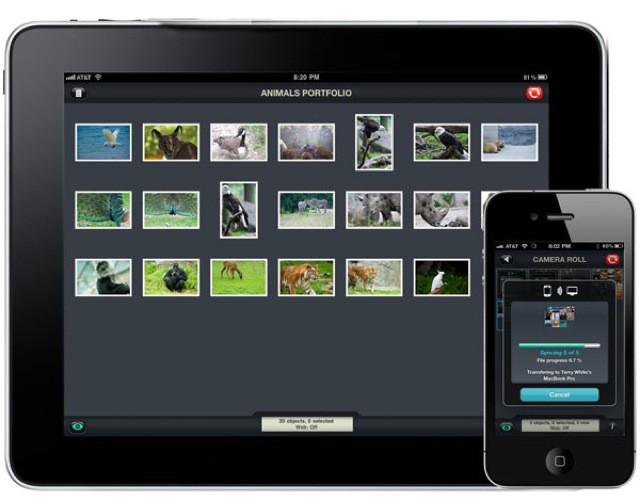 Photosync Iphone Ipad