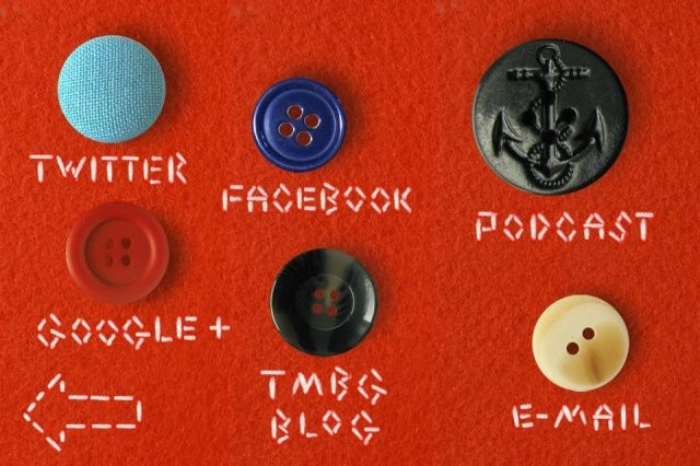 THE BUTTONS ARE MADE OF BUTTONS. I LOVE THIS.