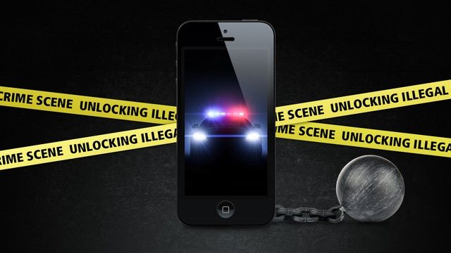 illegal iPhone unlock