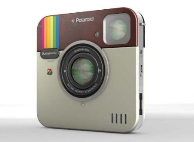 The Socialmatic Instagram Concept Camera Just Got Real