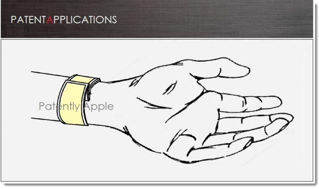 The mythical iWatch just got a little more real.