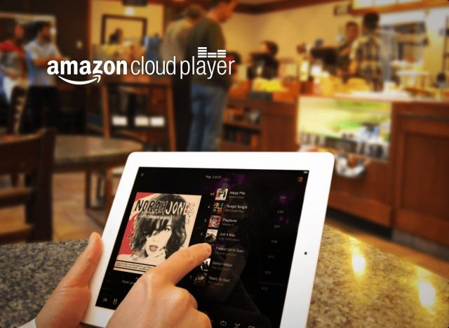 Amazon Cloud Player iPad