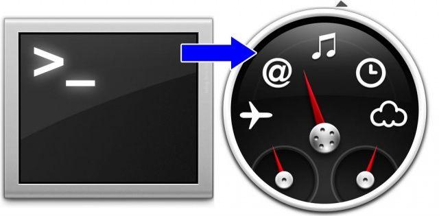 Dashboard-Terminal