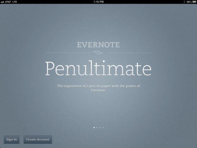 Use Now-Free Penultimate iPad App To Store And Access Your