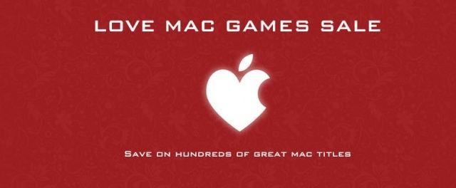 It's true. We do love Mac games.
