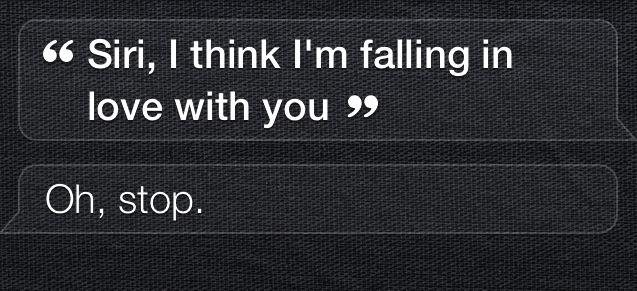 Siri love