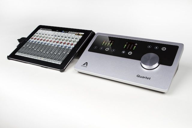 apogee 39 s quartet now ready to make music with your ipad cult of mac. Black Bedroom Furniture Sets. Home Design Ideas