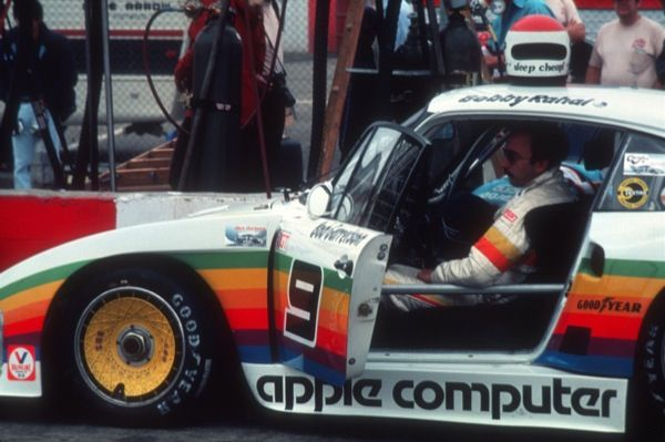 Bobby Rahal Mercedes >> In 1980, Apple Made A Porsche Into An Actual 'iCar' | Cult ...