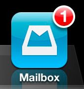 Oh boy! Email!