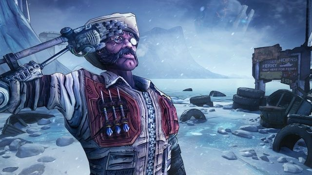 More Big Borderlands 2 News: Now Quest Alongside Your PC Brothers