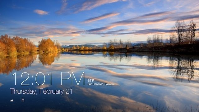 Lock Screen Plus features a Microsoft-inspired Metro lock screen to make your Mac look like a PC!