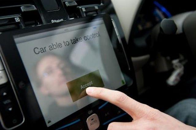 iPad-electric-car