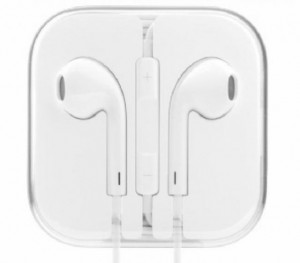 Apple claims it's EarPods sound as good as headphones that cost hundreds more.