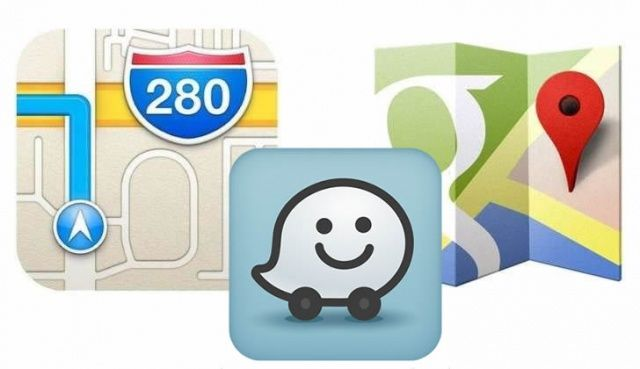 Google-Apple-Waze-icons