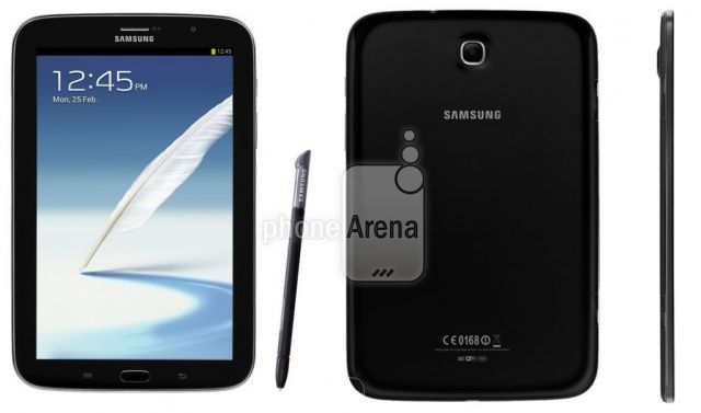 The Samsung Galaxy Note has been a huge success in Asia due its larger form factor.