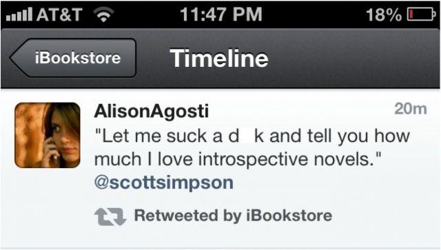 iBookstore-NSFW-tweet