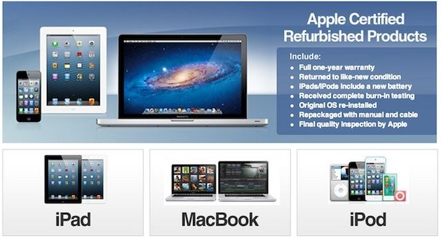 Apple 39 s ebay store is selling refurbed macs for less than for Apple product book