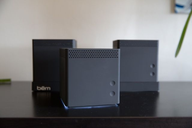 Bem's Wireless Speaker Trio: Fully charged and ready for action.