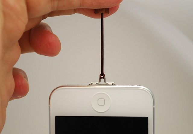 This Little iPhone 5 Tether Could Rescue You From A ...