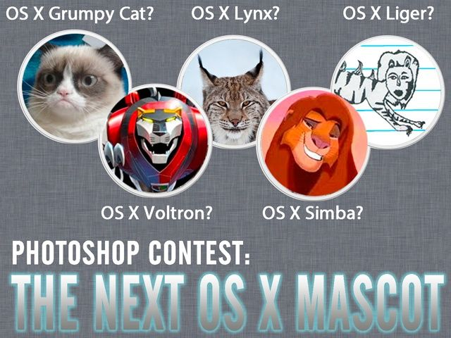 What will Apple name the next version of OS X?