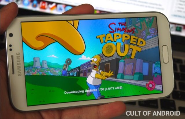 The Simpsons: Tapped Out Celebrates St  Patrick's Day With