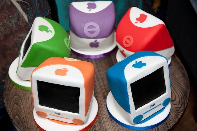 The 13 Best Apple Computer Cakes Ever Baked Gallery