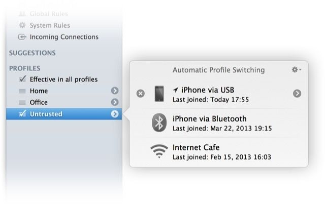 Little Snitch 3 1 Gets Automatic Profile Switching | Cult of Mac