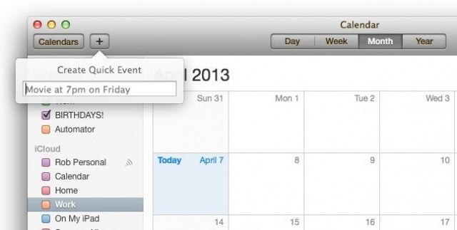 Calendar Design Mac : Five awesome tips and tricks to master os calendar