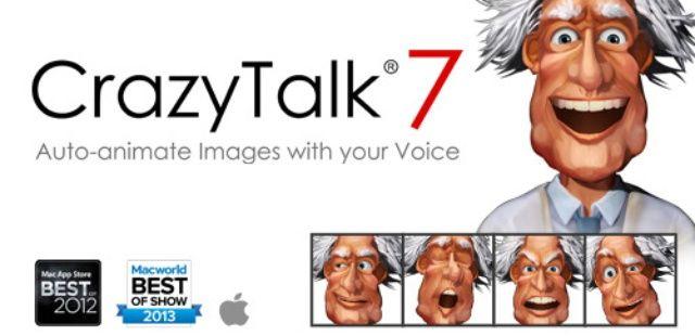 CoM - CrazyTalk