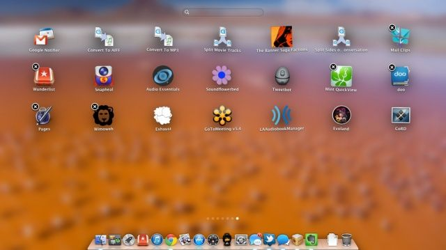 Mac App Store Uninstall